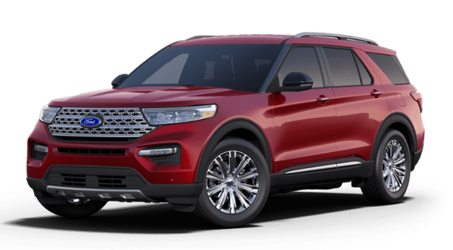 2020 Ford Explorer Limited Sport Utility